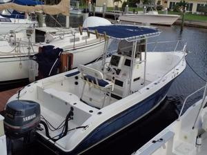 Used Striper Seaswirl Sports Fishing Boat For Sale
