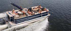New Sylvan Mirage Cruise 820 Cruise Pontoon Boat For Sale
