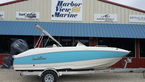 New Nauticstar 193 SC Deck Boat For Sale