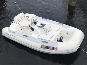 Used Williams Jet Tenders 285 Tender Boat For Sale