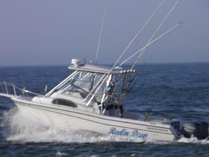 Used Grady-White Sailfish Cuddy Cabin Boat For Sale