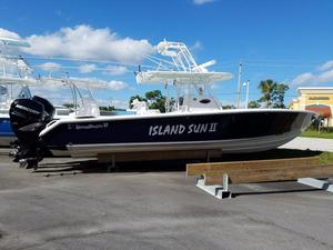 Used Island Runner 35 CC Center Console Fishing Boat For Sale