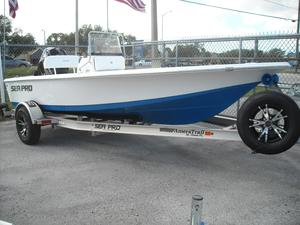 New Sea Pro 172 Bay Boat For Sale