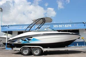 Used Yamaha AR192 Ski and Wakeboard Boat For Sale