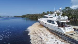 Used Pama 540LX Pilothouse Boat For Sale