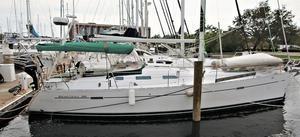 Used Beneteau 393 Sloop Sailboat For Sale