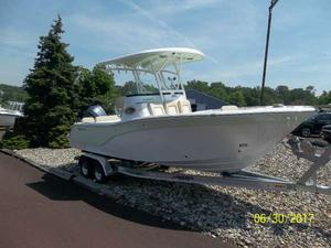 New Sea Fox 249 Avenger Center Console Fishing Boat For Sale