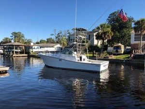 Used Topaz Express 36 Saltwater Fishing Boat For Sale