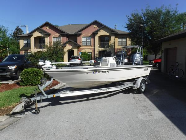 Used Hewes 16 Redfisher Center Console Fishing Boat For Sale