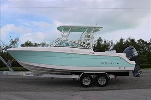 New Robalo 247 Dual Console Boat For Sale
