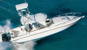 Used Contender 35 Express Saltwater Fishing Boat For Sale