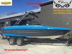 Used Malibu V Ride Ski and Wakeboard Boat For Sale