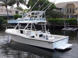 Used Mako 286 Cuddy Cabin Boat For Sale