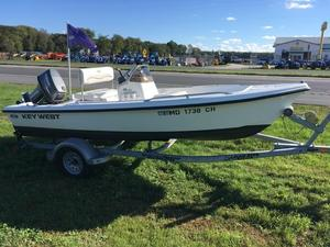 Used Key West 152 Sportsman CC Center Console Fishing Boat For Sale