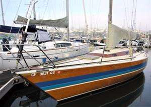 Used Peterson 38 Daysailer Sailboat For Sale