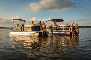 New Premier Pontoon Boat For Sale