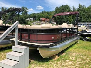 New Berkshire 23E STS23E STS Pontoon Boat For Sale