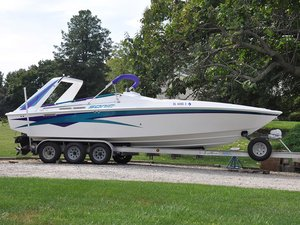 Used Sonic 28 SS High Performance Boat For Sale