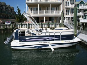 Used Southwind 201L Pontoon Boat For Sale