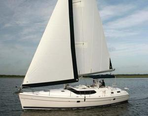 Used Hunter 45 Center Cockpit Cruiser Sailboat For Sale
