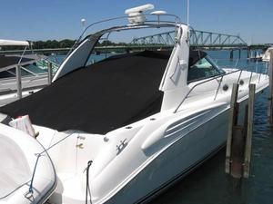 Used Sea Ray 400 Sundancer - Fresh Water Only Express Cruiser Boat For Sale