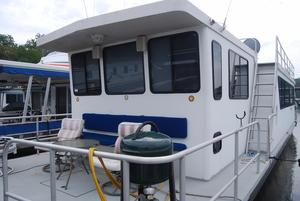 Used Custom 15 X 51 Custom House Boat For Sale