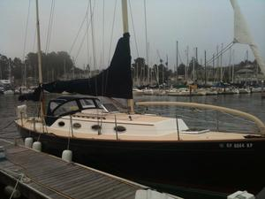 Used Alerion 38 Cruiser Sailboat For Sale