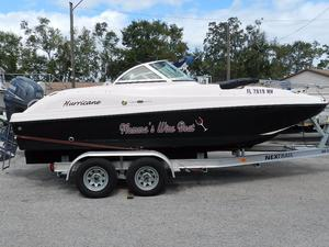 Used Hurricane 195 SD Deck Boat For Sale