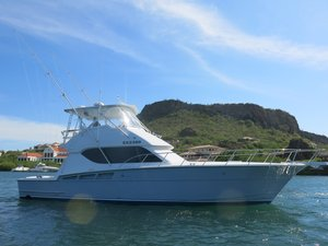 Used Hatteras Convertible Boat For Sale