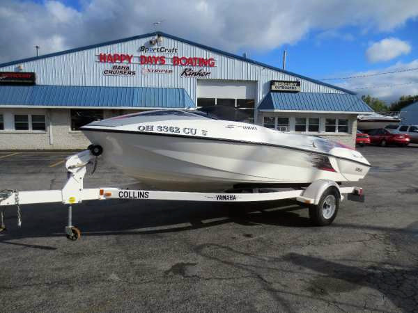 Used Yamaha XR1800 Limited Edition wpainted trailer Jet Boat For Sale
