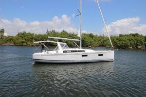New Beneteau Oceanis 38.1 Cruiser Sailboat For Sale