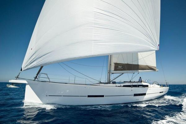 New Dufour 560 Cruiser Sailboat For Sale