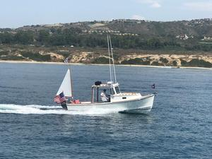 Used Seaway Sport Hardtop Commercial Boat For Sale