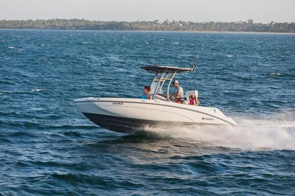 New Yamaha Sport Boat 210 FSH SPORT Center Console Fishing Boat For Sale