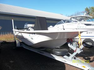 Used Carolina Skiff 198 DLV Saltwater Fishing Boat For Sale