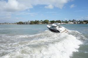 Used Formula CBR Hard Top Bowrider Boat For Sale