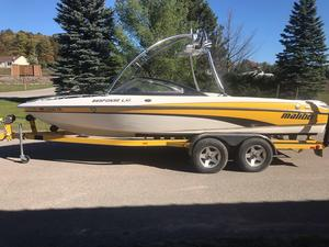 Used Malibu Response LXi Ski and Wakeboard Boat For Sale
