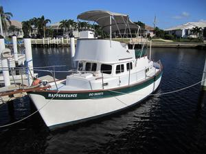 Used Custom Fales Seeker Trawler Boat For Sale