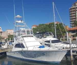 Used Post 43 Sport Fish Sports Fishing Boat For Sale
