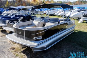 New Tahoe Pontoon 24' LTZ Elite Windshield Pontoon Boat For Sale