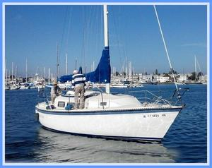 Used Newport 30 Mkiii Racer and Cruiser Sailboat For Sale