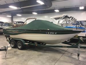 Used Crestliner 2050 Sportfish Aluminum Fishing Boat For Sale