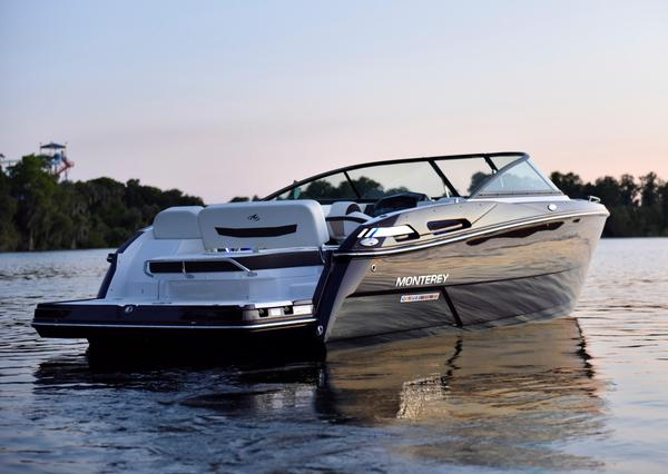 New Monterey 258SS Bowrider Boat For Sale