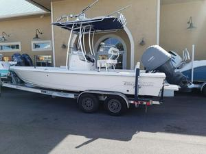 Used Pathfinder 2200 TRS Saltwater Fishing Boat For Sale