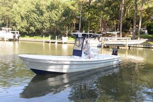 Used Andros Tarpon 26 Center Console Fishing Boat For Sale