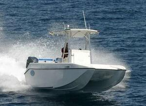 Used Manta Ray Sports Fishing Boat For Sale