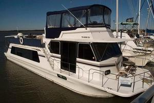Used Harbor Master Wb520 House Boat For Sale
