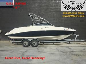 Used Yamaha Twin Engine Jet Boat For Sale