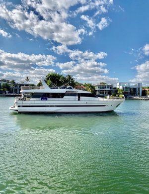 Used Sanlorenzo Motor Yacht For Sale
