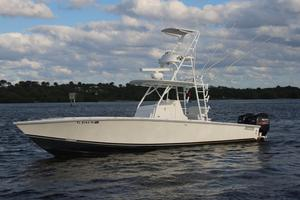 Used Jupiter 31 Center Console Saltwater Fishing Boat For Sale